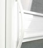 Moskitiera drzwiowa ramowa