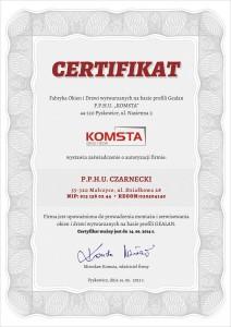 certyfikat-komsta