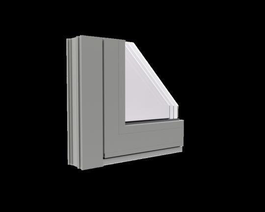 Drzwi aluminium