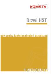 Katalog Drzwi Okienne HST