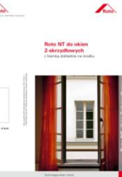 Katalog Klamki do Drzwi i Okien Roto